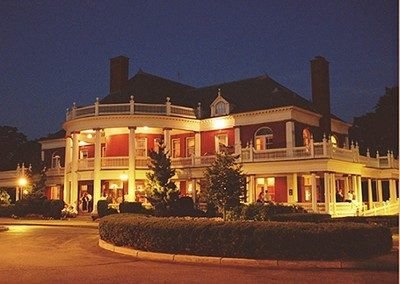 The Casino at night