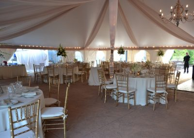 The Tent Space