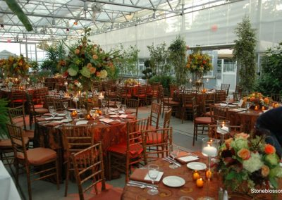 Botanical Center Wedding
