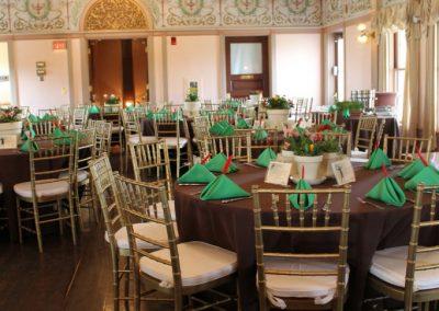 corporate event in the Casino